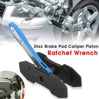 Car Ratchet Brake Syetem Piston Rewind Caliper Wrench Spreader Tools Hand Tool