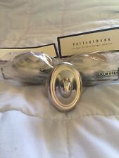 Pottery Barn Vintage Picture Hanger Pewter 2 New In Pkg 1 Guc