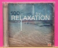 Brand New ~ Classical Calm, 100 Classics for Relaxation (2008, TimeLIfe, CD)