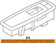 Dodge CHRYSLER OEM 13-16 Dart Front Door-Window Switch 68271217AA