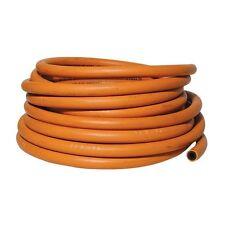 Orange Gas Hose BS3212/2 8mm Bore. Complies with Boat Safety Scheme. Per Metre
