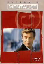 MENTALIST SAISON 1 - DVD 1 / SIMON BAKER /*/ DVD SERIE TV NEUF/CELLO