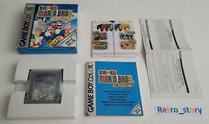 Nintendo Game Boy Color - Super Mario Bros Deluxe - PAL - NEU