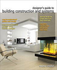 NEW Designer's Guide to Building Construction and Systems (Fashion Series)