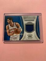 A898 - 2018-19 Crown Royale Jerseys #2 Enes Kanter