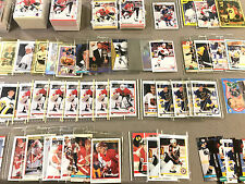 CARD COLLECTION Hockey Roenick Hull Gretzky Jagr Fedorov Rookies Huge Lot 400 +