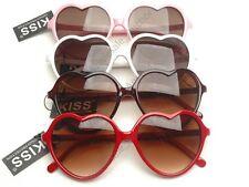 (4) PAIRS HEART SHAPED LOLITA SUNGLASSES wholesale lot costume party glasses