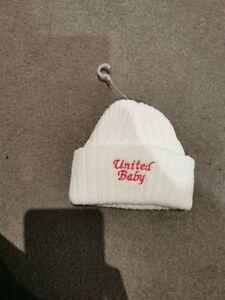 Man United Baby Hat