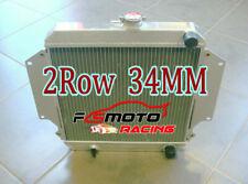 Radiador de Aluminio para Suzuki Samurai Sierra 2Dr Spftop Hardtop SJ410 SJ413