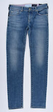 ARMANI JEANS Women's J25 Push Up Fit Stretch Jeans, Blue, W25