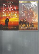 DIANA PALMER - CALLAGHAN'S BRIDE - A LOT OF 2 BOOKS
