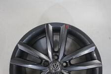 VW Polo AW Alufelge 17 Zoll Einzelfelge Pamplona adamantium Felge 2G0601025J