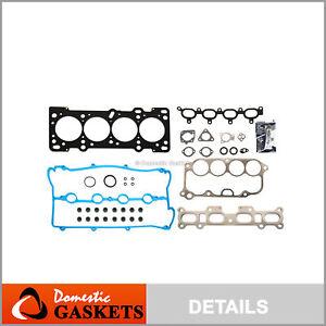 Head Gasket Set Fits 99-00 Mazda Miata 1.8L DOHC 16V BP-4W