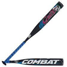 """2015-16 Combat Guilt USSSA Slowpitch Softball Bat GUISP1 34""""-26.5 oz. 1/250 MADE"""