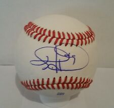 Todd Hundley Autographed Signed Baseball - w/COA NY Mets Dodgers Cubs MLB