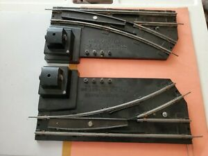 American Flyer Pair 720A Switches