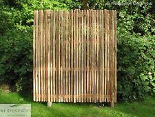 Lärchenzaun WALDEN Grundelement, senkrecht, 150 x 116 cm Gartenzaun, Holzzaun