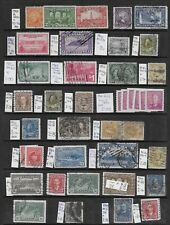 E5614 CANADA LOT OF STAMPS