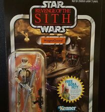 Star Wars Vintage General Grievous's Magna Guard VC18 ROTS Figure MOC TVC