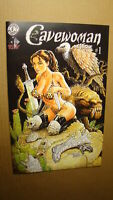 CAVEWOMAN METAL AGE 1 *NM/MT 9.8* LTD 350 COVER F BUDD ROOT ART