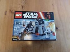 LEGO Star Wars First Order Battle Pack 75132 NEW!! FREE SHIPPING!