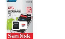 Sandisk 128G Ultra MicroSDXC Micro SD SDXC SDHC 128GB Class 10 100MB/s