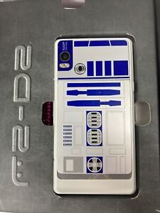 Used Motorola Droid Star Wars R2-D2 - 8GB - Black/White (Verizon) Smartphone