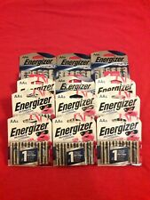 72 Energizer Ultimate Lithium AA Batteries Newest Exp 2037-38! GREAT FREE SHIP😊
