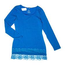 Street One Langarm Damenblusen, - tops & -shirts aus Baumwollmischung
