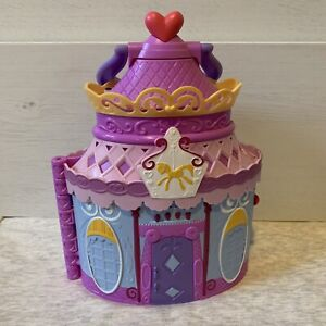 My Little Pony Carry Case House Castle Rarity Boutique Playset Hasbro 2014
