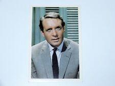 DANGER MAN POST CARD PATRICK MCGOOHAN 1960s UK