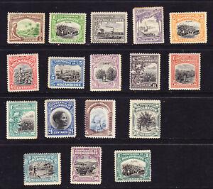 Mozambique mint group, gum crinkled & toned   L6136