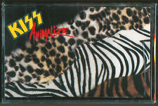 Kiss - Animalize Factory Sealed Cassette Columbia House 1984-85 L@@K