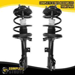 Shocks,ECCPP Front Pair Shock Struts Absorbers Kit Compatible with 2007 2008 2009 2010 2011 Mitsubishi Outlander 339081 72438 339080 72437
