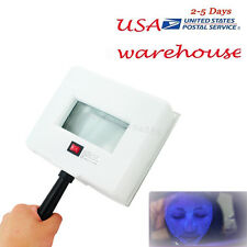 Beauty Shop Exam facial Skin Care UV Magnifying Analyzer Wood Lamp Beauty Device
