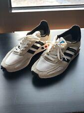 Adidas LA Trainer, Black/White, Men's 8.5