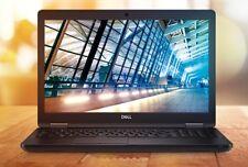 """Dell Latitude 5590 15.6"""" FHD Quad-Core i5-8350U 8GB 256GB SSD Wifi Win10P Wrty"""