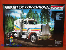 Monogram ® 77401 Peterbilt 359 Conventional 1:16