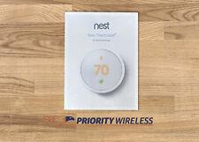 Nest Thermostat E T4000ES-White-Mint