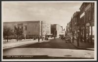 Hampshire. Aldershot, High Street, Aldershot Empire. Vintage Real Photo P/Card