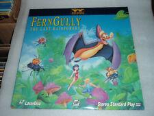 Fern Gully Laserdisc Widescreen LD