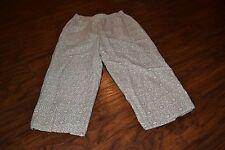 I8- ALIA Capri Pants Size 8