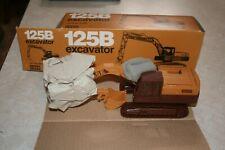 Case 125B Excavator - 1/35 - Conrad # 2965 - MIB MADE IN WEST GERMANY