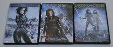 Underworld, Revolution, Rise of the Lycans, Awakening on DVD