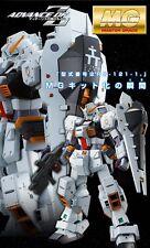 BANDAI Premium MG 1/100 Gundam TR-1 (Hazel Kai) Plastic Model Kit RX-121-1
