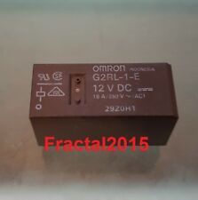 1PCS G2RL-1-E-12VDC 16A 250VAC 8PIN