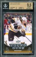 Jordan Caron Card 2010-11 Upper Deck #205 BGS 9.5 (9.5 9 9.5 10)