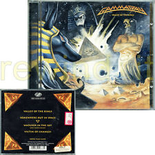 """GAMMA RAY """"VALLEY OF THE KINGS"""" RARE CD 1997"""
