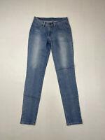 LEVI'S DEMI CURVE SKINNY Jeans - W25 L32 - Blue - Great Condition - Women's