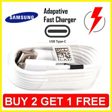 Samsung Galaxy S8, Plus Note 8 A3 A5 (2017) Fast Charger USB Data Cable Lead